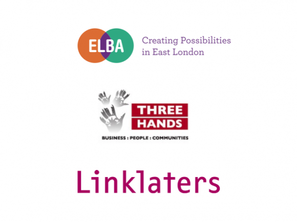 ELBA, Linklaters, Three Hands and others will host an event on sharing corporate skills with charities