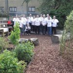 Sensory Garden makeover at John Scurr Primary School
