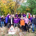 ELBA team lead by example in Mile End Park
