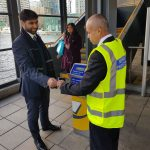 DLR recruitment event success for local candidates