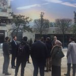 Tower Hamlets and Hackney Council get personal tour of Broadgate Estates