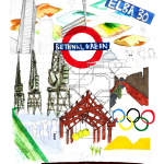 Drawing East London – art therapy for employee wellbeing