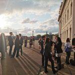 Greenwich High Flyers celebrate mentoring achievements