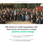 BIG Alliance launches a new website and looks to help charities with their websites digital needs