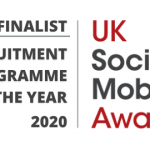 Eagles shortlisted in the UK Social Mobility Awards 2020